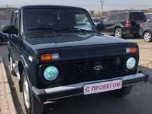 Красноярск 4x4 2121 Нива 2015