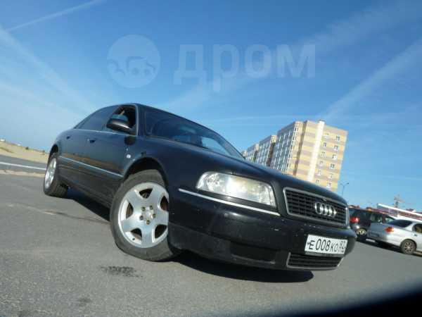 Audi A8, 2002 год, 400 000 руб.
