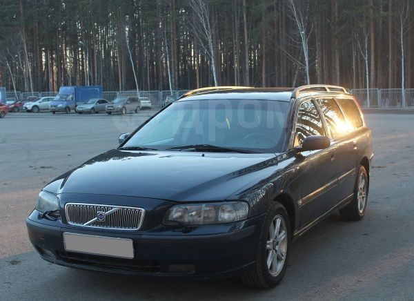 Volvo V70, 2004 год, 390 000 руб.