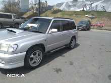 Владивосток Forester 1997