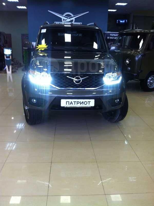 УАЗ Патриот, 2018 год, 991 000 руб.