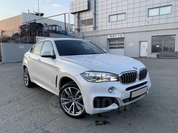 BMW X6, 2016 год, 4 220 000 руб.