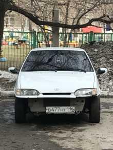 Новосибирск 2114 Самара 2011