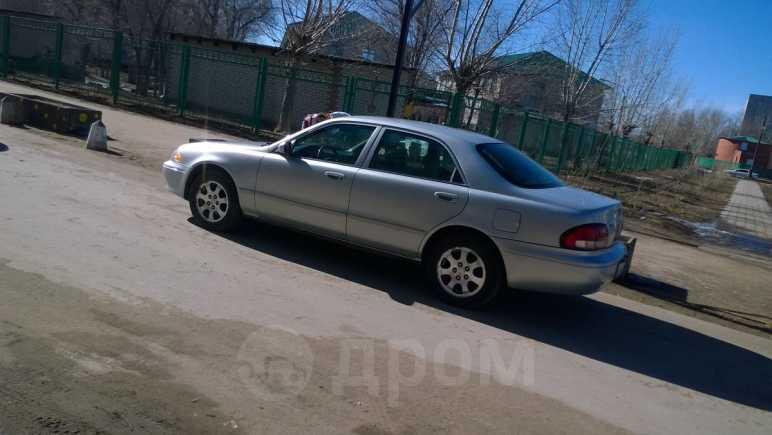 Mazda 626, 2002 год, 255 000 руб.