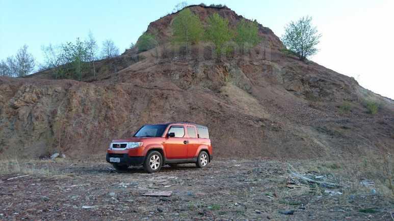 Honda Element, 2009 год, 888 000 руб.