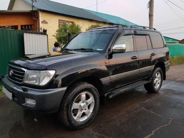 Toyota Land Cruiser, 2000 год, 1 160 000 руб.