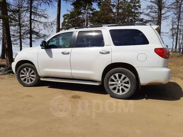 Toyota Sequoia, 2008 год, 1 770 000 руб.