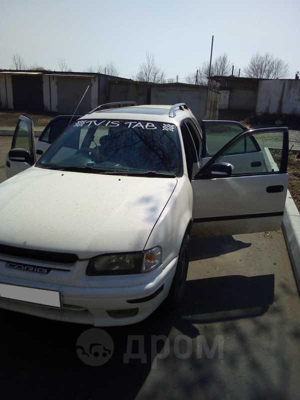 Toyota Sprinter Carib, 1997 год, 214 000 руб.