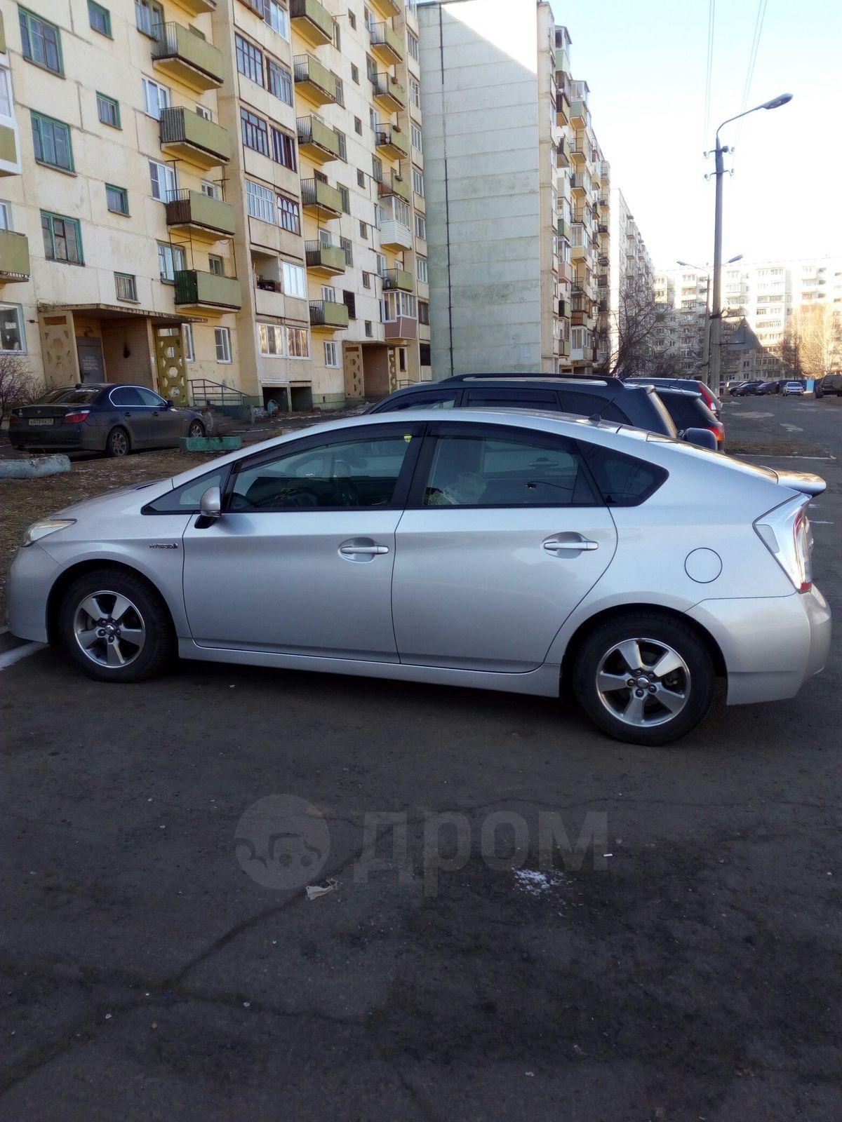 Toyota, prius в, иркутской области, невысокие цены на, тойота, приус