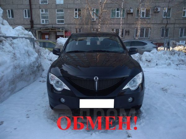 SsangYong Actyon Sports, 2011 год, 595 000 руб.