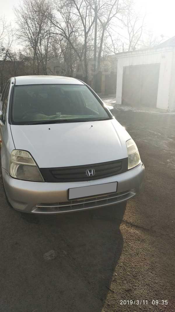 Honda Stream, 2001 год, 268 000 руб.