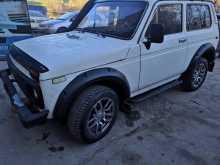 Новосибирск 4x4 2121 Нива 1998