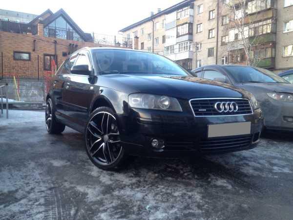 Audi A3, 2005 год, 500 000 руб.