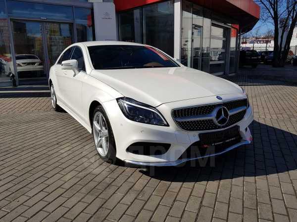 Mercedes-Benz CLS-Class, 2016 год, 2 720 000 руб.