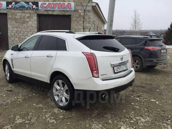 Cadillac SRX, 2010 год, 755 000 руб.