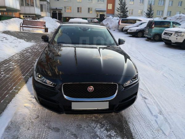 Jaguar XE, 2017 год, 2 150 000 руб.