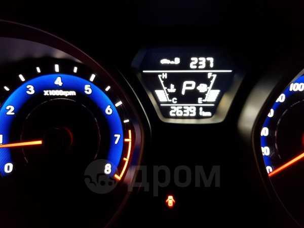 Hyundai Elantra, 2014 год, 820 000 руб.
