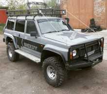 Красноярск Patrol 1994