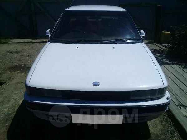 Toyota Sprinter, 1989 год, 90 000 руб.