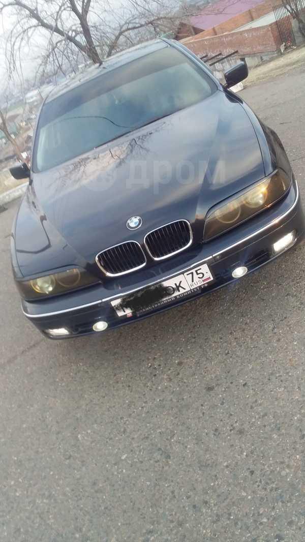 BMW 5-Series, 1999 год, 334 000 руб.
