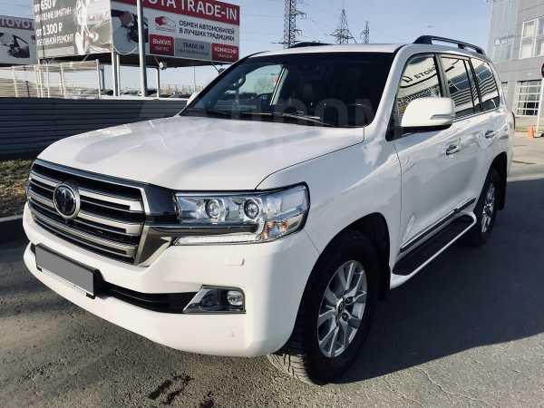 Toyota Land Cruiser, 2016 год, 3 990 000 руб.