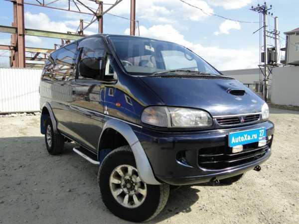 Mitsubishi Delica, 1996 год, 470 000 руб.