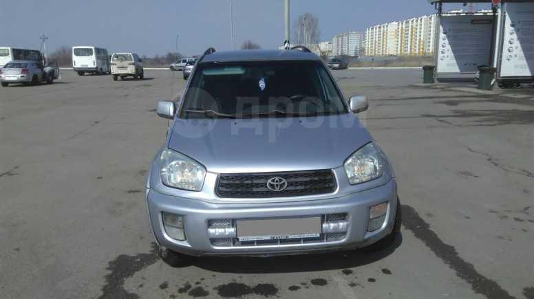 Toyota RAV4, 2001 год, 438 000 руб.