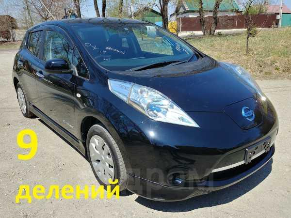 Nissan Leaf, 2013 год, 500 000 руб.