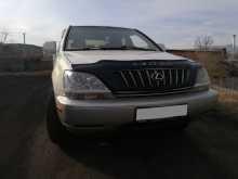 Саяногорск RX300 2002