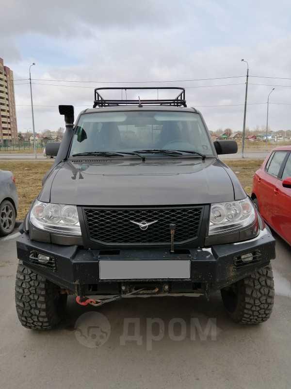 УАЗ Патриот, 2014 год, 450 000 руб.