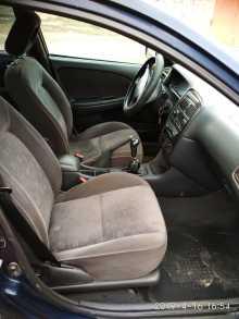 Курган Avensis 2000