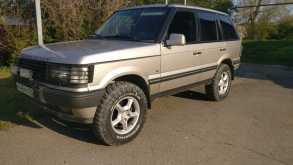 Анапа Range Rover 2001