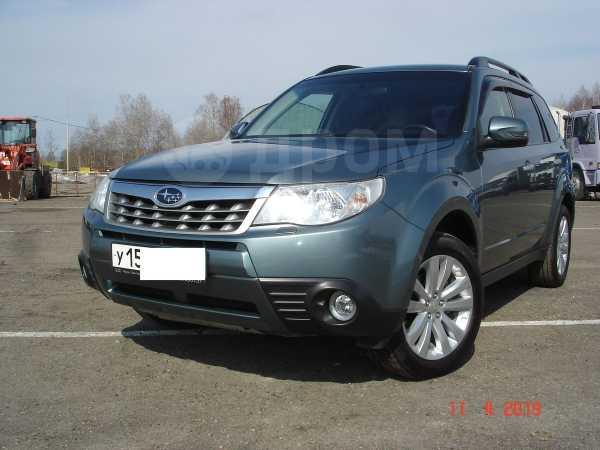 Subaru Forester, 2011 год, 950 000 руб.
