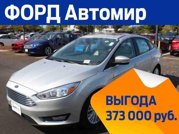 Ford Focus, 2018 год, 843 725 руб.