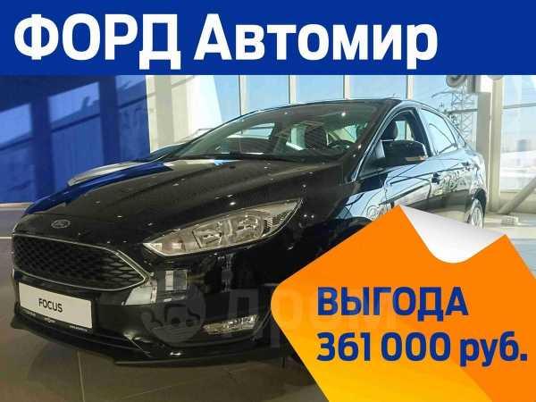 Ford Focus, 2018 год, 812 611 руб.
