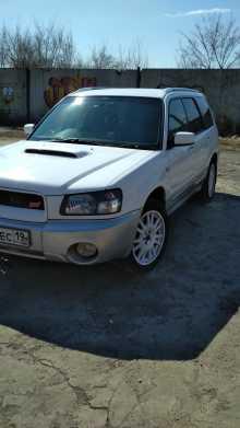 Усть-Абакан Forester 2003