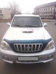 Славгород Terracan 2002