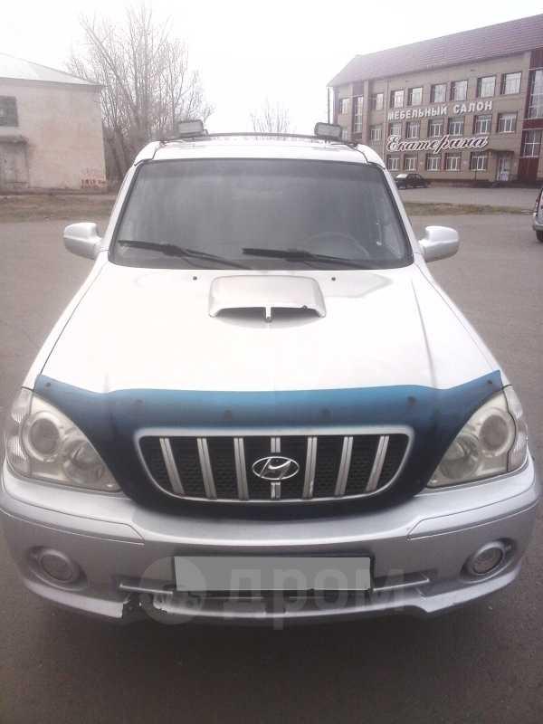 Hyundai Terracan, 2002 год, 415 000 руб.