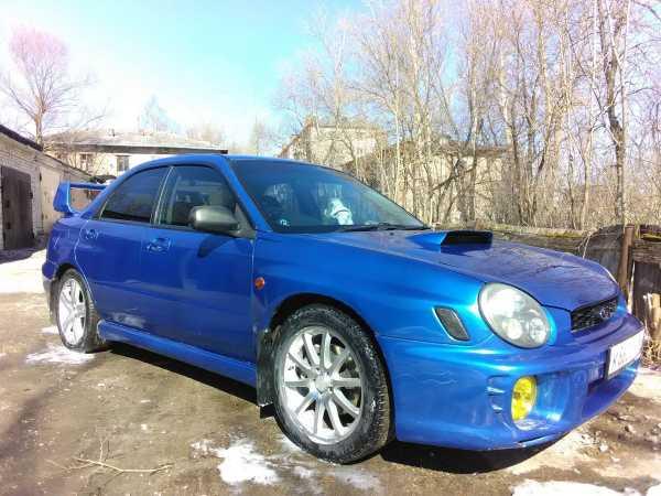Subaru Impreza WRX STI, 2000 год, 370 000 руб.