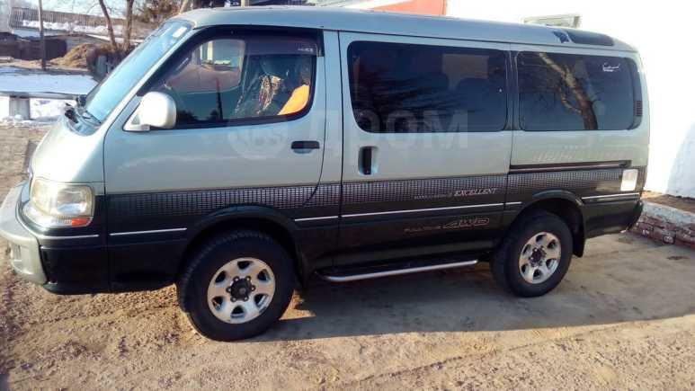 Toyota Hiace, 1997 год, 540 000 руб.