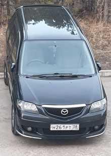 Саянск MPV 2002