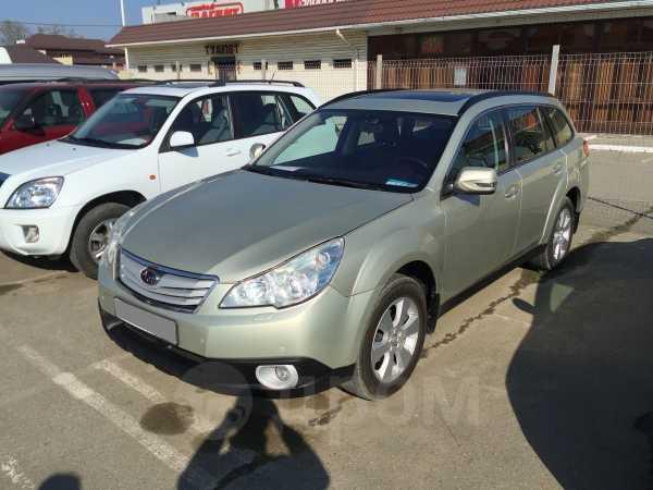 Subaru Outback, 2011 год, 940 000 руб.