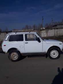 Тюмень 4x4 2121 Нива 1993