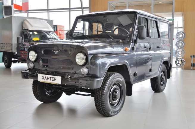 УАЗ Хантер, 2018 год, 644 000 руб.