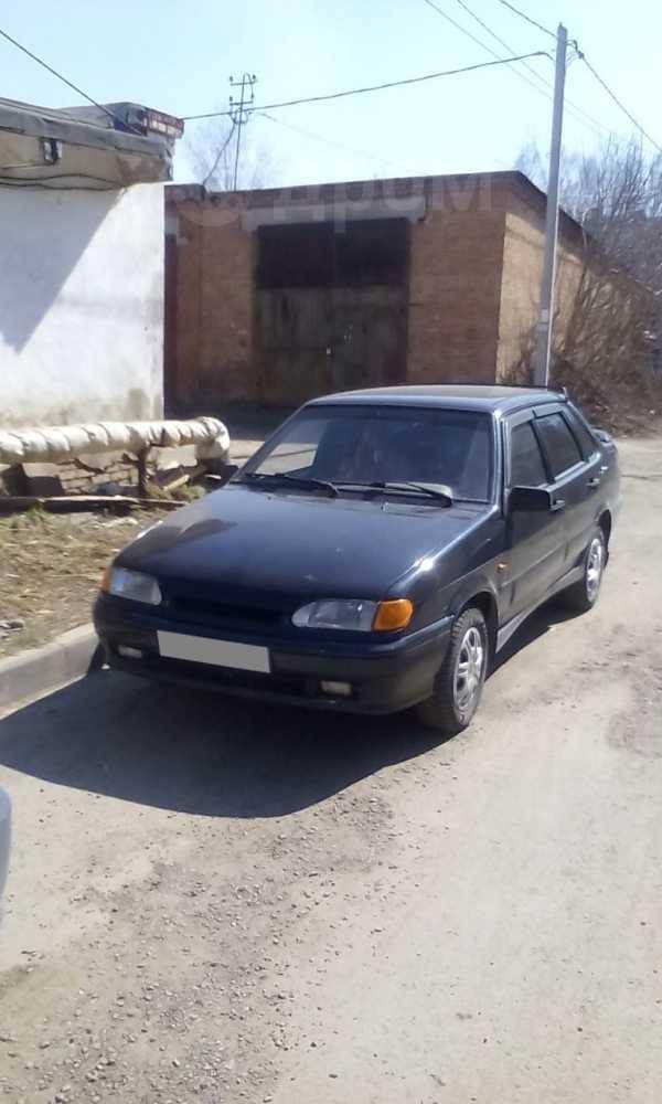 Лада 2115 Самара, 2008 год, 114 000 руб.