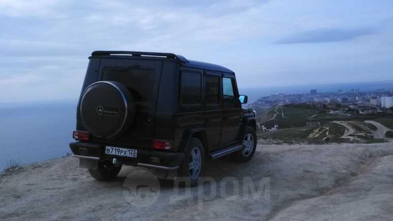 Mercedes-Benz G-Class, 2001 год, 1 250 000 руб.