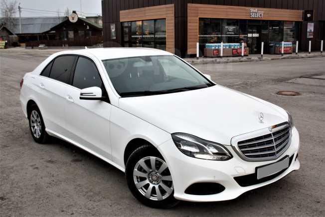 Mercedes-Benz E-Class, 2015 год, 1 549 000 руб.