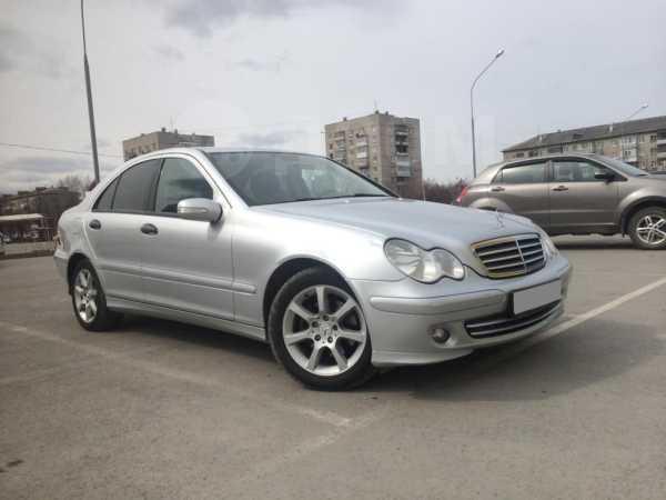Mercedes-Benz C-Class, 2005 год, 610 000 руб.