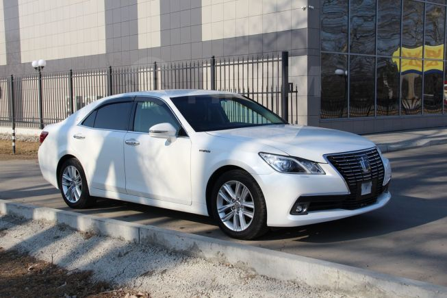 Toyota Crown, 2014 год, 1 525 000 руб.