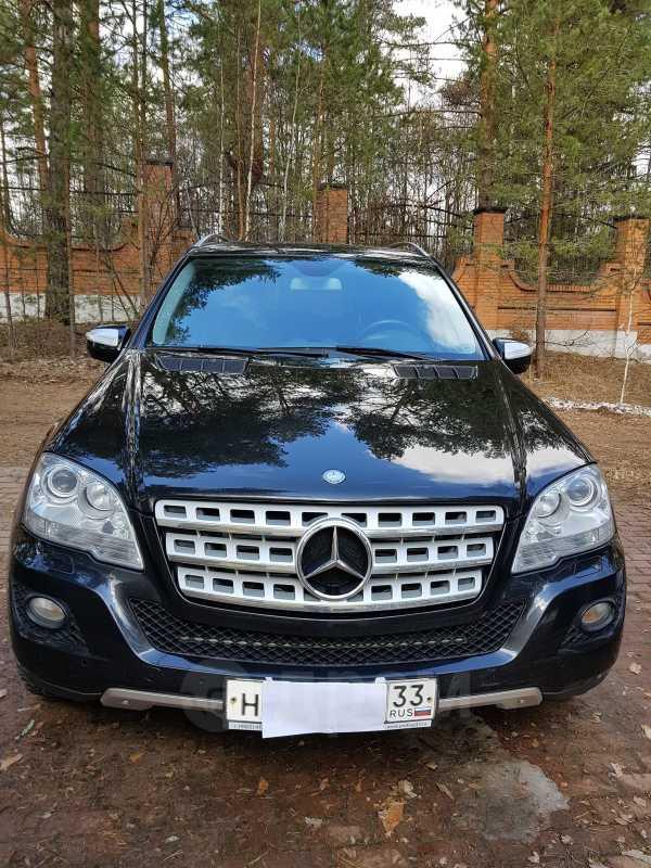 Mercedes-Benz M-Class, 2010 год, 1 000 000 руб.